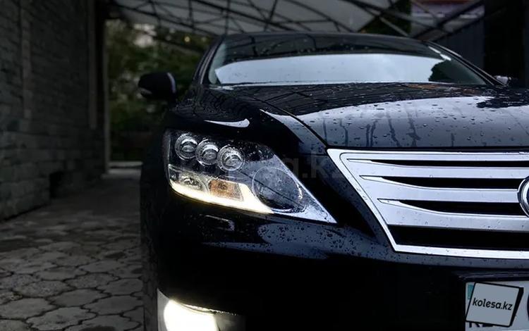 Lexus LS 600h 2012 года за 12 800 000 тг. в Алматы