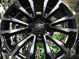 Комплект колёсных дисков за 160 000 тг. в Нур-Султан (Астана) – фото 2