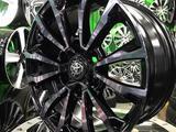 Комплект колёсных дисков за 160 000 тг. в Нур-Султан (Астана) – фото 3