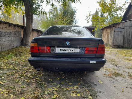 BMW 520 1992 года за 1 750 000 тг. в Шымкент – фото 13