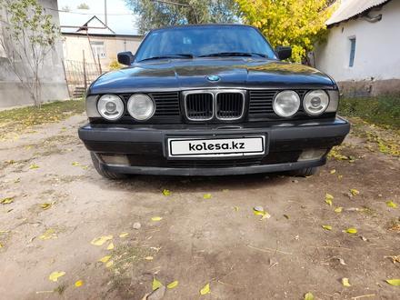 BMW 520 1992 года за 1 750 000 тг. в Шымкент – фото 3