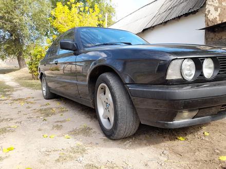 BMW 520 1992 года за 1 750 000 тг. в Шымкент – фото 9
