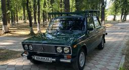 ВАЗ (Lada) 2106 1997 года за 1 100 000 тг. в Тараз – фото 2