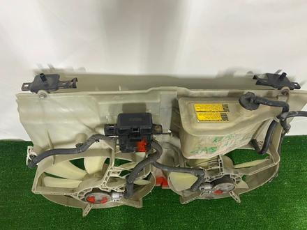 Диффузор TOYOTA ALPHARD ANH10W ANH15W 2AZ-FE. Вентилятор охлаждение за 40 000 тг. в Нур-Султан (Астана) – фото 3