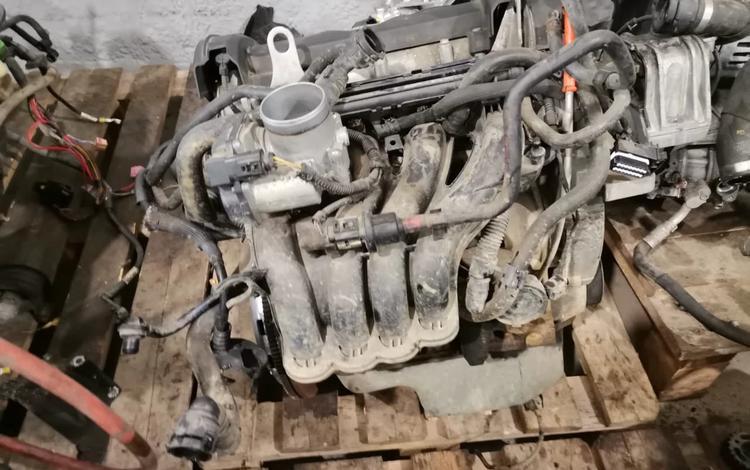 VW CADDY 1.4 мотор CZCB двигатель фольксваген кадди за 700 000 тг. в Павлодар