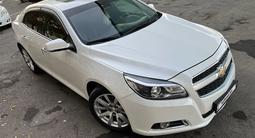 Chevrolet Malibu 2014 года за 6 300 000 тг. в Шымкент