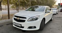 Chevrolet Malibu 2014 года за 6 300 000 тг. в Шымкент – фото 4
