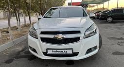 Chevrolet Malibu 2014 года за 6 300 000 тг. в Шымкент – фото 5