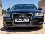 Audi A8 2008 года за 5 500 000 тг. в Жанаозен – фото 2
