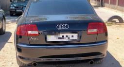 Audi A8 2008 года за 5 500 000 тг. в Жанаозен – фото 5