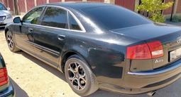 Audi A8 2008 года за 5 500 000 тг. в Жанаозен – фото 4