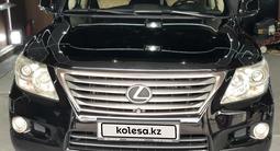 Lexus LX 570 2010 года за 15 000 000 тг. в Алматы – фото 4
