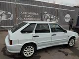 ВАЗ (Lada) 2114 (хэтчбек) 2014 года за 1 300 000 тг. в Алматы – фото 2