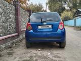 Chevrolet Aveo 2013 года за 3 150 000 тг. в Алматы – фото 4