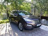 Hyundai Santa Fe 2014 года за 10 200 000 тг. в Алматы – фото 4