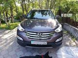 Hyundai Santa Fe 2014 года за 10 200 000 тг. в Алматы – фото 2