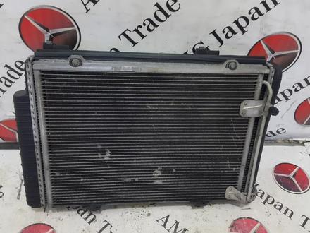 Кассета радиатора в сборе на Mercedes-Benz r170 SLK230 за 42 445 тг. в Владивосток – фото 15