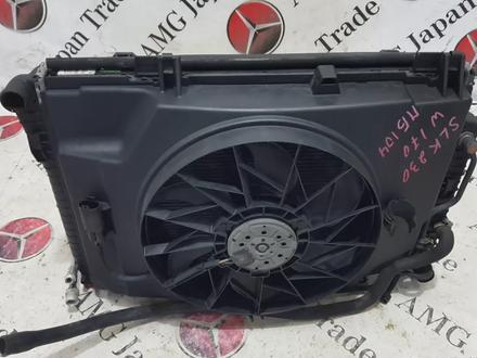 Кассета радиатора в сборе на Mercedes-Benz r170 SLK230 за 42 445 тг. в Владивосток – фото 2