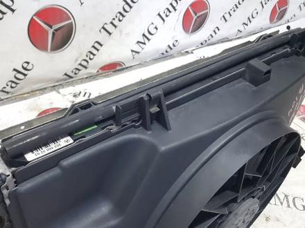 Кассета радиатора в сборе на Mercedes-Benz r170 SLK230 за 42 445 тг. в Владивосток – фото 4