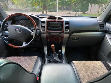 Toyota Land Cruiser Prado 2007 года за 9 000 000 тг. в Алматы – фото 2