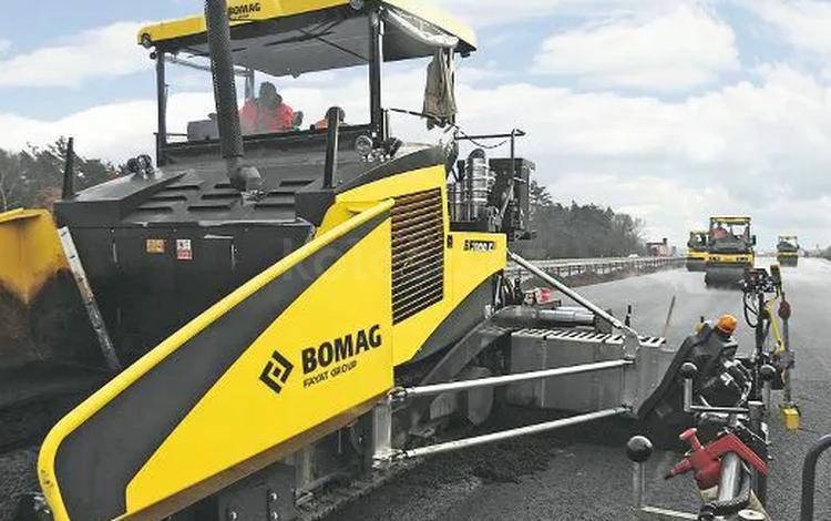 Bomag  BF 800C 2018 года за 100 000 000 тг. в Шолаккорган