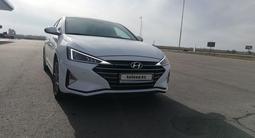 Hyundai Elantra 2019 года за 9 700 000 тг. в Алматы – фото 4