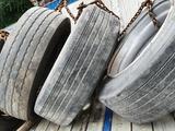 Шины 295.65. R 22.5 4 шт за 100 000 тг. в Алматы