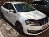 Volkswagen Polo 2015 года за 4 400 000 тг. в Караганда – фото 2