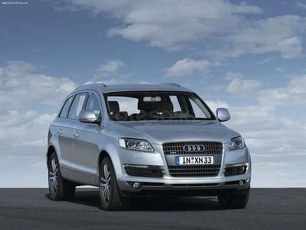 Audi Q7 в Алматы