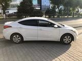 Hyundai Avante 2012 года за 3 950 000 тг. в Шымкент – фото 2