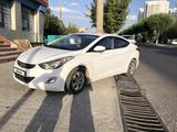 Hyundai Avante 2012 года за 3 950 000 тг. в Шымкент – фото 3