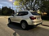 BMW X3 2014 года за 10 900 000 тг. в Алматы – фото 5