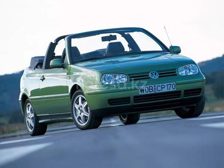 Крыло Volkswagen Golf 3 1997 кабриолет На обычный не подходит за 20 000 тг. в Алматы – фото 3