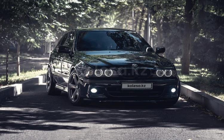 BMW 525 2003 года за 6 666 000 тг. в Алматы