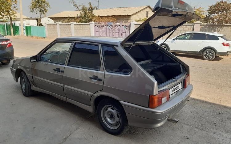ВАЗ (Lada) 2114 (хэтчбек) 2007 года за 820 000 тг. в Шымкент