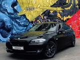 BMW 520 2013 года за 8 500 000 тг. в Алматы