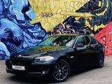 BMW 520 2013 года за 8 500 000 тг. в Алматы – фото 2