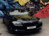 BMW 520 2013 года за 8 500 000 тг. в Алматы – фото 3