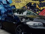 BMW 520 2013 года за 8 500 000 тг. в Алматы – фото 4