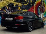 BMW 520 2013 года за 8 500 000 тг. в Алматы – фото 5