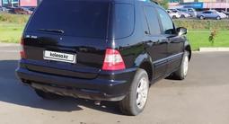 Mercedes-Benz ML 350 2003 года за 4 450 000 тг. в Алматы – фото 4