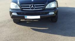 Mercedes-Benz ML 350 2003 года за 4 450 000 тг. в Алматы – фото 2