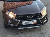 ВАЗ (Lada) Vesta Cross 2020 года за 4 500 000 тг. в Уральск – фото 4