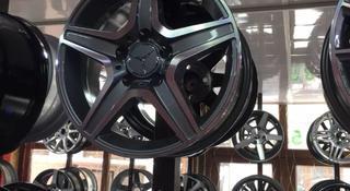 Комплект новых дисков r16 5*112 Mercedes за 110 000 тг. в Петропавловск
