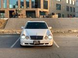 Mercedes-Benz E 55 AMG 2001 года за 7 500 000 тг. в Алматы – фото 2