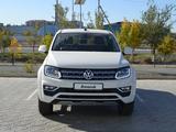 Volkswagen Amarok 2019 года за 17 800 000 тг. в Актобе – фото 2