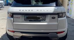 Land Rover Range Rover Evoque 2012 года за 10 500 000 тг. в Шымкент – фото 2