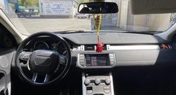 Land Rover Range Rover Evoque 2012 года за 10 500 000 тг. в Шымкент – фото 5