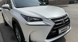 Lexus NX 200 2015 года за 15 000 000 тг. в Алматы