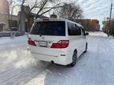 Toyota Alphard 2007 года за 4 200 000 тг. в Петропавловск – фото 4